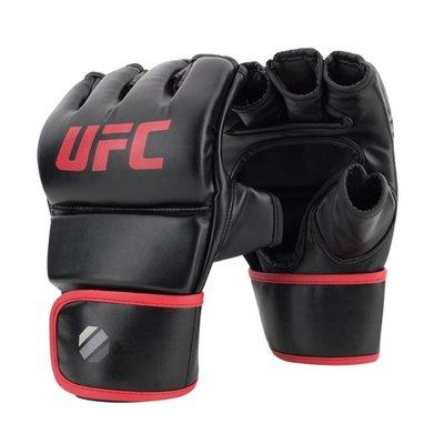【岱宇國際Dyaco】6盎司MMA健身拳套-黑 拳擊手套 鍛鍊 訓練【A020033】