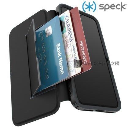 Speck iPhone Xs Max 6.5吋 針織紋側翻3米防摔皮套 Presidio Folio 保護套 喵之隅
