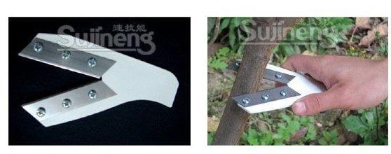 [樂農農] 環割刀 小口徑 10mm~30mm / 環剝刀 / 環刻刀 環刻&空中壓條專用