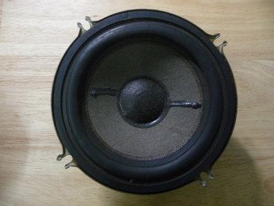 [古董喇叭單體] GRUNDIG 5吋低音喇叭單體 1960年代產品 超大DEW線圈磁鐵 一對 聲音正常好聽