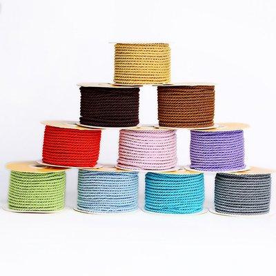 hello小店-編織文玩線米蘭線曼波線diy穿佛珠手鏈的線項鏈飾品線材繩子材料#線#彈力繩#穿珠線#