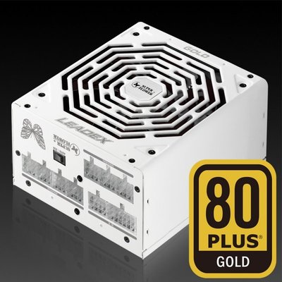 【易霖-電源供應器】振華 Leadex 750W POWER-80PLUS 金牌 全模組化