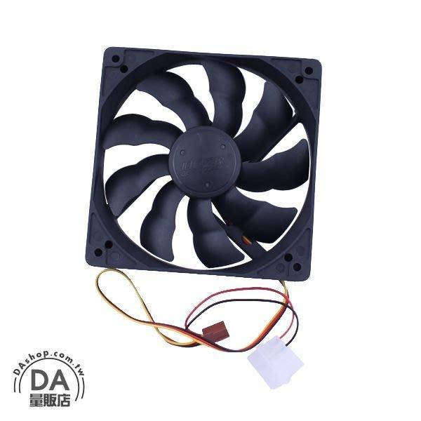 電腦 散熱風扇 12CM 3PIN 低音量 低噪音 系統風扇 桌上型電腦 主機殼(79-2555)