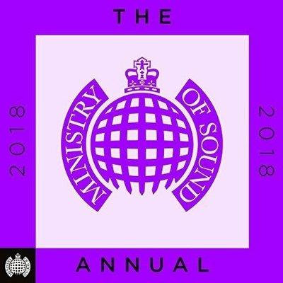 音樂居士*Ministry Of Sound The Annual 2018*CD專輯