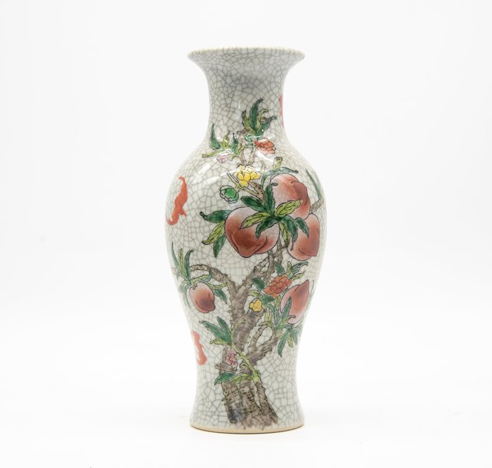 【聽竹軒】平安瓷瓶