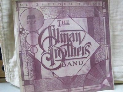 二手舖 NO.2138 黑膠 西洋 The allman brothers band