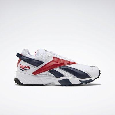 南◇2020 10月 REEBOK INTERVAL 96 FX2149 男女鞋 大LOGO 流行復古休閒 白藍紅色