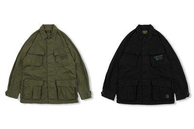 日本代購 WACKO MARIA SS19 FATIGUE JACKET 外套 兩色(Mona)