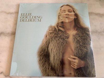 (全新未拆封)Ellie Goulding 艾麗高登 - Delirium 瘋狂快感 雙碟裝黑膠LP(原價1195元)
