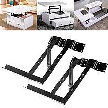 1Pair Lift Up Top咖啡桌升降架機構彈簧鉸鏈硬件飛鳥和蟬RRR090