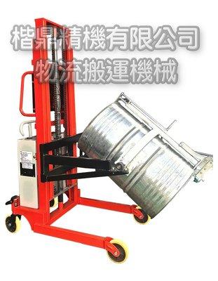 油桶傾倒機 半電動堆高機 油壓拖板車 電動堆高機 取料機 升降平台 動力/無動力滾筒 迷你堆高機 產業電池 升降平台車