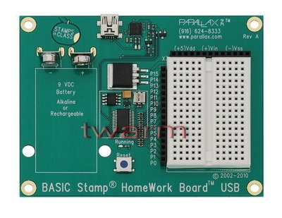 《德源科技》r)HomeWork Board - USB