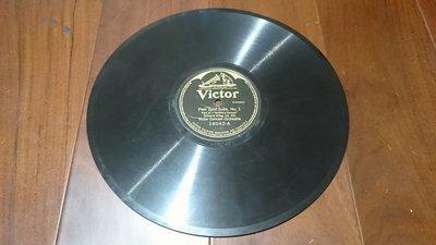 1916年Victor勝利 78轉留聲機唱片~皮爾金組曲(Peer Gynt Suite)