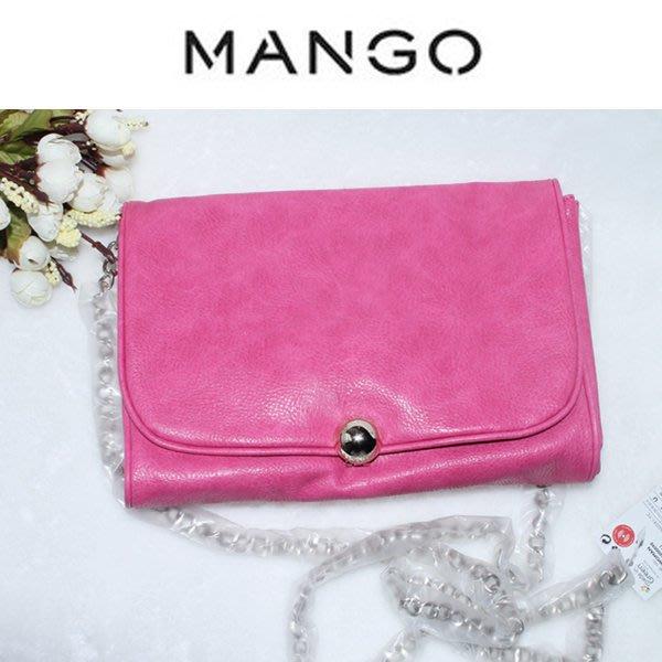 t出清了!!貨上架Mango Touch粉紅色背包