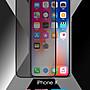 3【hoda 隱形防窺 2.5D 0.33mm 滿版 9H 高隱私鋼化玻璃保護貼,iPhone 11 Pro Max