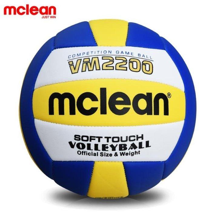 排球中考學生專用球女男兒童初學者訓練5號充氣沙灘軟式排球