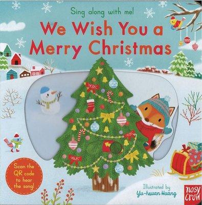 *小貝比的家*SING ALONG WITH ME! WE WISH YOU A MERRY CHRISTMAS/歌謠拉