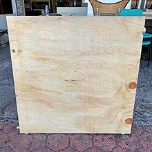 香榭二手家具*柚木色 單人3尺簡易床頭片-床片-單人床片-床頭箱-床頭櫃-中古床-寢具-2手貨-造型床片-台中傢俱-床組