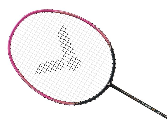 【綠色大地】VICTOR DriveX 馭 3F 高彈性碳纖維羽拍 DX-3F Q 羽毛球拍 羽球拍 YY 優乃克