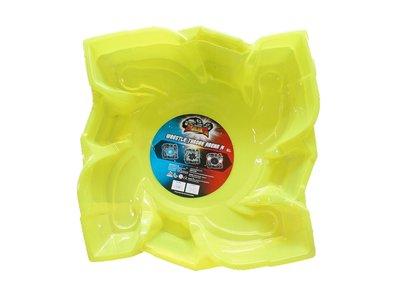 佳佳玩具 ------ 正版授權 格鬥王M 戰鬥陀螺 對戰盤 競技場 四人合戰 戰鬥盤【05314361】