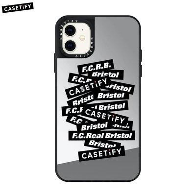 【日貨代購CITY】 FCRB CASETiFY SCARVES MIRROR iPhone 12 PRO MAX 現貨