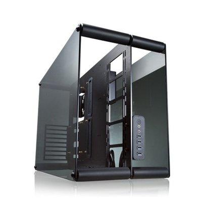 *硬派精璽* RAIJINTEK PAEAN 強化玻璃機殼000314000018