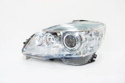 ~~ ADT.車材.車材~~BENZ W204 07 08 09 10 原廠型HID專用魚眼大燈單邊價7000