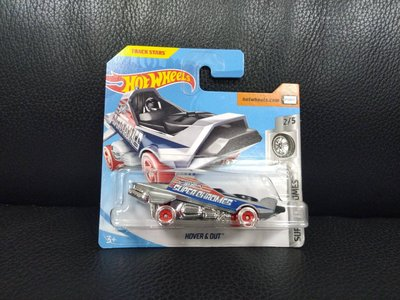 Hot Wheels 風火輪  HOVER &OUT 短卡