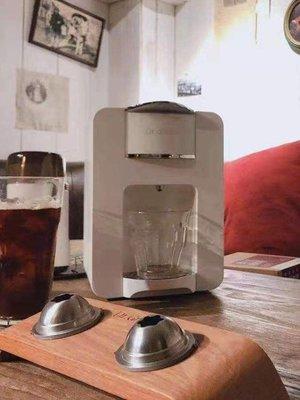 意式膠囊咖啡機家用全自動小型美式迷你熱飲機220V LX