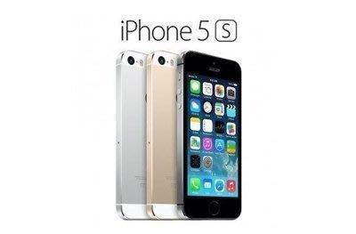 {偉斯科技}全新未拆封 IPHONE 5S 16G 銀色  開通後原廠保固一年