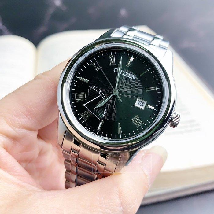 CITIZEN AW7001-98E 星辰 Eco Drive 光動能 復古 經典 男錶 原廠公司貨