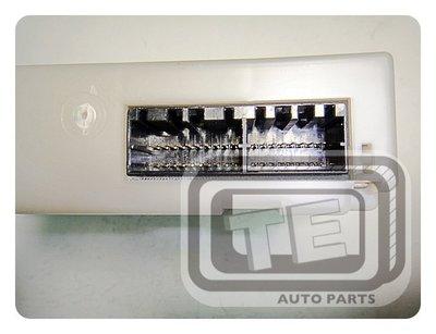 【TE汽配通】FORD 福特 TIERRA MAV ESCAPE PREMACY 冷暖空調總成 恆溫型 冷氣面板 正廠