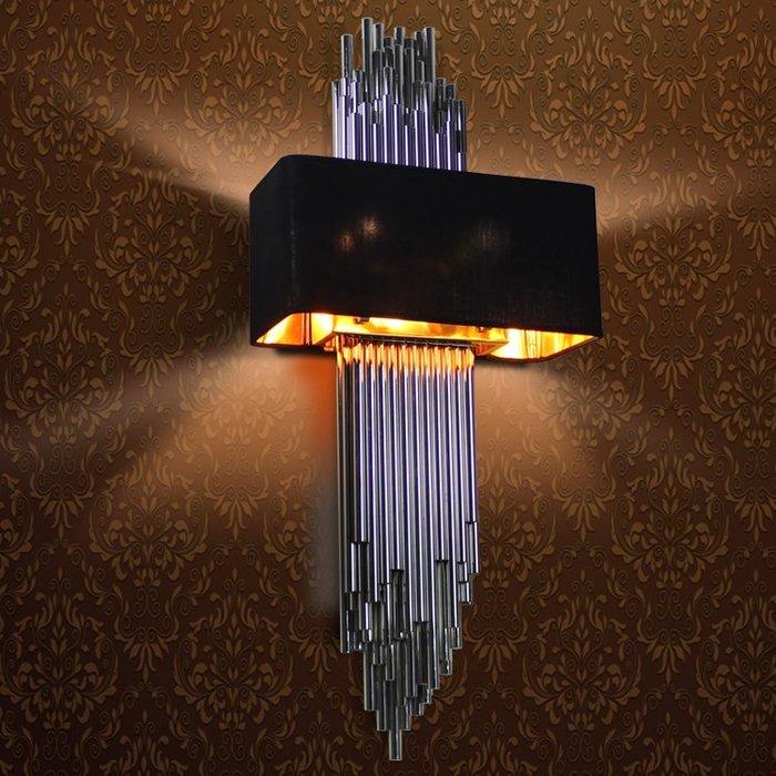 【58街】米蘭設計展「層次壁燈」低調奢華極致典雅品味/燈具/美術燈。複刻版。GK-426