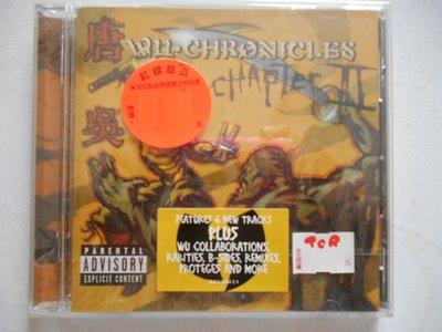 Wu-Tang Presents Wu-Chronicles Chapter II 進口美版