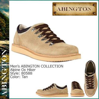 【美國LEVIS專賣】現貨10M優惠TIMBERLAND Abington vibram黃金大底棕色麂皮休閒鞋登山鞋短靴
