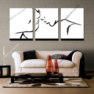 【50*70cm】【厚0.9cm】抽象-無框畫裝飾畫版畫客廳簡約家居餐廳臥室牆壁【280101_503】(1套價格)