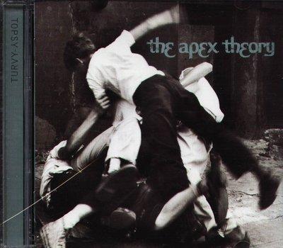 八八 - The Apex Theory - Topsy-Turvy - 日版 CD+2BONUS