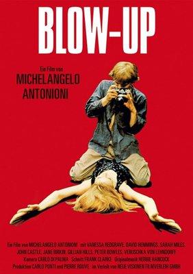 【藍光電影】放大 Blow-Up 1966 電影大師安東尼奧尼經典 108-117