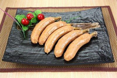 【烤肉系列】帶骨德式香腸(5入)/約3...