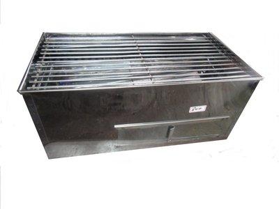 543二手貨-不鏽鋼烤肉爐