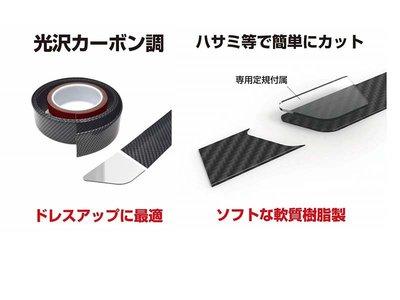 SEIKO 碳纖紋車身護條 - EW-141