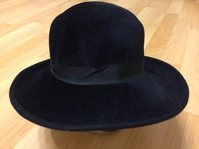 PReCIS 英國製 熊毛質感紳士帽 MADE IN ENGLAND 非NEW YORK HAT OLD CROW