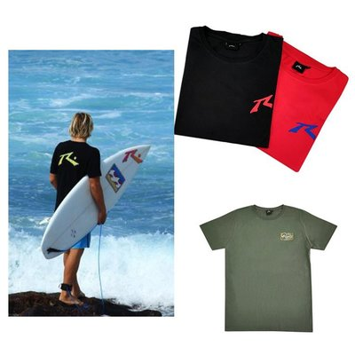 美國衝浪T 街頭 RUSTY SURF TEE 短T復古 衝浪 夏天原價39美金