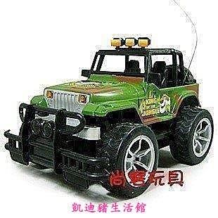【凱迪豬生活館】電動遙控車 1:20遙控吉普越野車 遙控汽車模型 軍事玩具車KTZ-200903