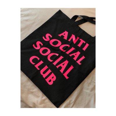 〈 KL kiosk 〉Anti Social Social Club Tote Bag  托特包