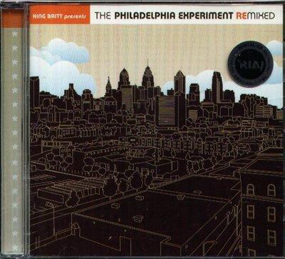 八八 - King Britt - THE Philadelphia Experiment Remixed - CD