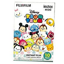 $62 TSUM TSUM jp Fujifilm 富士相紙 Fuji instax mini Film 即影即有菲林 迪士尼松松日本版 新蒲崗 旺角交收