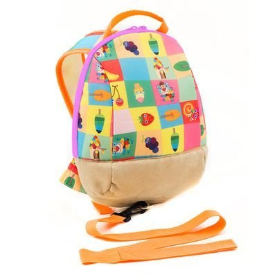 。小森親子好物。日本背包 兒童防走失背包(現貨)【KF15120043】