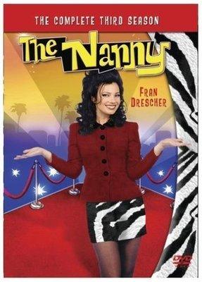 美版一區DVD~天才保姆第三季The Nanny~英文字幕~下標就賣