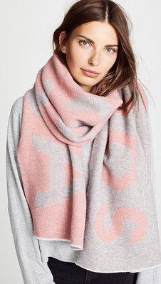 【全新正貨私家珍藏】Acne Studios100%羊毛新款雙面披肩圍巾Canada多色男女通用圍巾